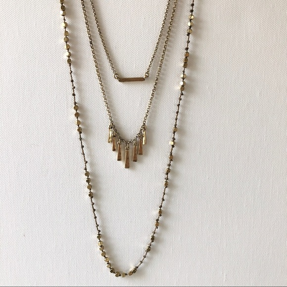 Lucky necklaces, 3 layering necklaces
